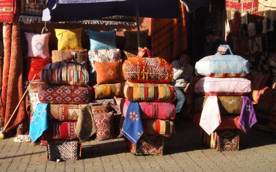 Yoga Woestijn Reis Marokko