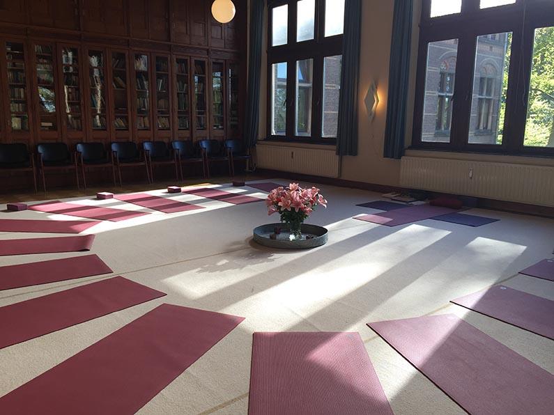 Yoga Lessen Diwali