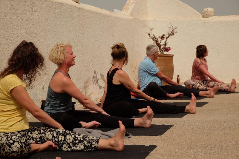 Yoga Zomerlessen 2019