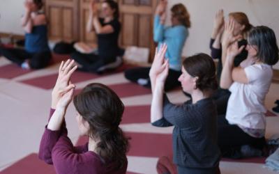 Yoga Happy Summer Day Workshop