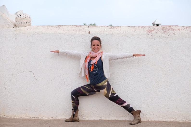 Interview met Yoga International