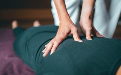 Thaise Yoga Massage. Heerlijk!